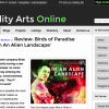 Review page from DisabilityArtsOnline.com.